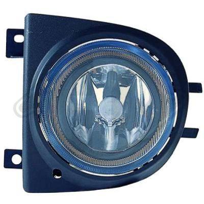 Projecteur antibrouillard - HDK-Germany - 77HDK6023089