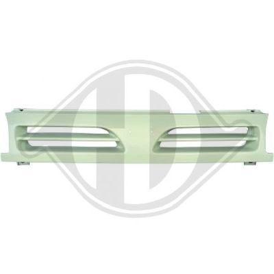 Grille de radiateur - Diederichs Germany - 6050040