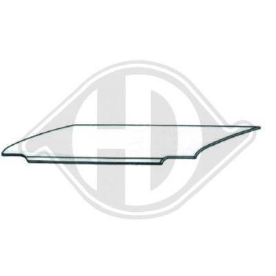 Capot-moteur - Diederichs Germany - 6402000