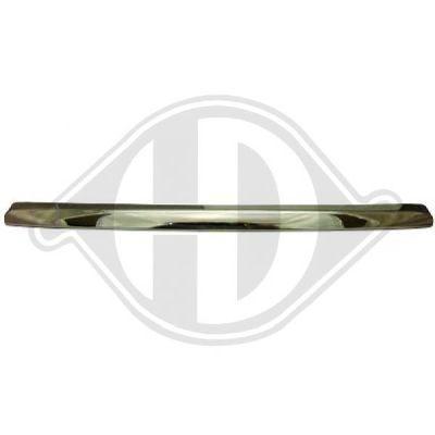 Cadre, grille de radiateur - Diederichs Germany - 6404041