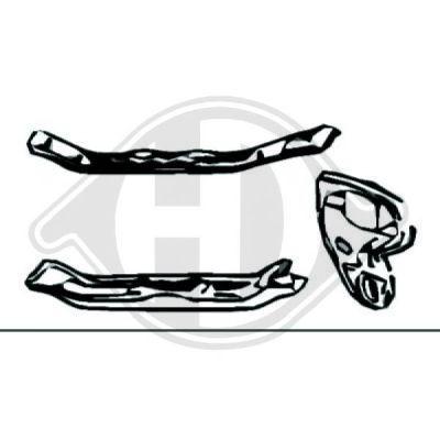 Revêtement avant - HDK-Germany - 77HDK6410010
