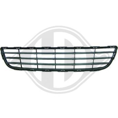 Grille de ventilation, pare-chocs - HDK-Germany - 77HDK6415045