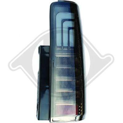 Kit de feux arrières - Diederichs Germany - 6425995