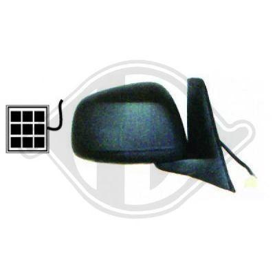 Rétroviseur extérieur - Diederichs Germany - 6445826