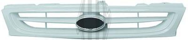 Grille de radiateur - HDK-Germany - 77HDK6510140