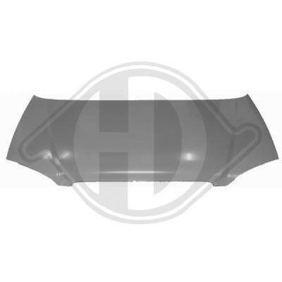 Capot-moteur - Diederichs Germany - 6535800
