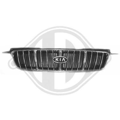 Grille de radiateur - HDK-Germany - 77HDK6535840