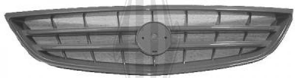 Grille de radiateur - Diederichs Germany - 6536840