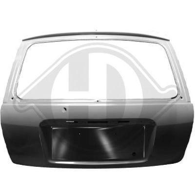 Couvercle de coffre à bagages/de compartiment de chargement - Diederichs Germany - 6540128