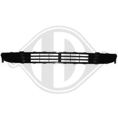 Grille de ventilation, pare-chocs - HDK-Germany - 77HDK6541045
