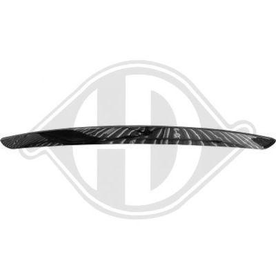 Jeu de baguettes et bandes protectrices, grille de radiateur - HDK-Germany - 77HDK6552010