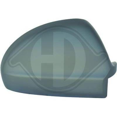 Revêtement, rétroviseur extérieur - HDK-Germany - 77HDK6553329