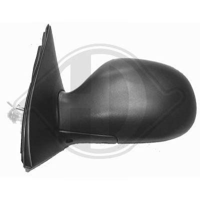 Rétroviseur extérieur - HDK-Germany - 77HDK6580825