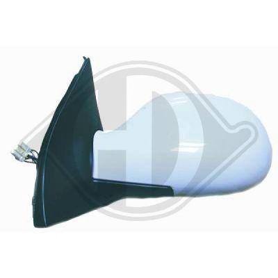 Rétroviseur extérieur - Diederichs Germany - 6580927