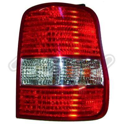 Feu arrière - HDK-Germany - 77HDK6580990