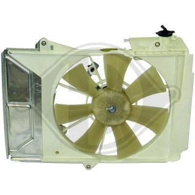 Ventilateur, refroidissement du moteur - HDK-Germany - 77HDK6605102