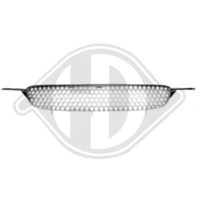 Grille de radiateur - HDK-Germany - 77HDK6616041