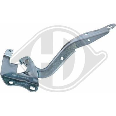 Charnière, capot-moteur - HDK-Germany - 77HDK6619019