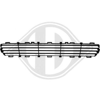 Grille de ventilation, pare-chocs - Diederichs Germany - 6624045