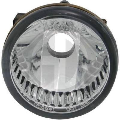 Projecteur antibrouillard - Diederichs Germany - 6635088