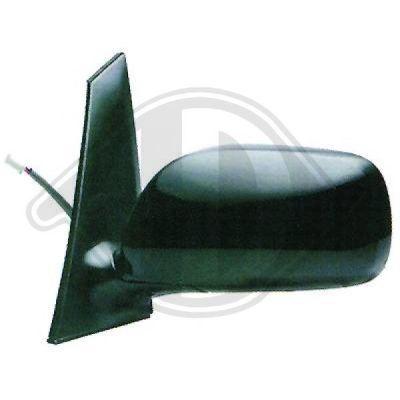 Rétroviseur extérieur - HDK-Germany - 77HDK6635224