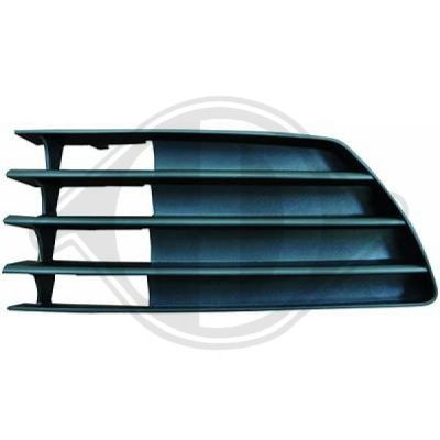 Grille de ventilation, pare-chocs - Diederichs Germany - 6645048