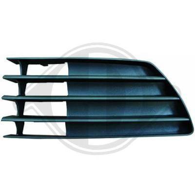 Grille de ventilation, pare-chocs - Diederichs Germany - 6645049