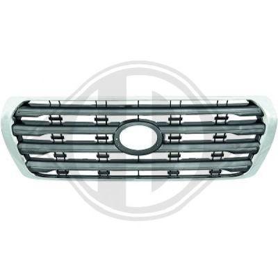 Grille de radiateur - HDK-Germany - 77HDK6674841