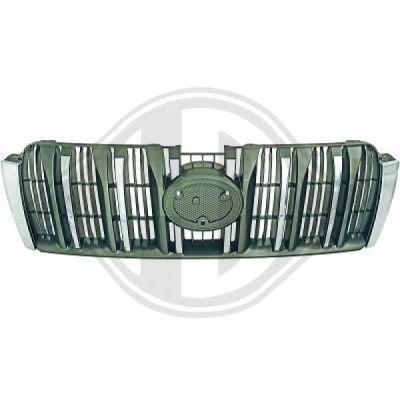 Grille de radiateur - HDK-Germany - 77HDK6675840