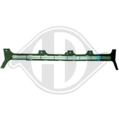 Grille de ventilation, pare-chocs - HDK-Germany - 77HDK6676841