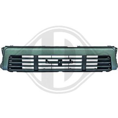 Grille de radiateur - HDK-Germany - 77HDK6680841