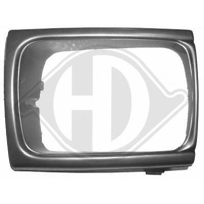 Bordure de phare - HDK-Germany - 77HDK6680942