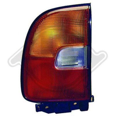 Feu arrière - HDK-Germany - 77HDK6685091