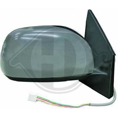 Rétroviseur extérieur - HDK-Germany - 77HDK6687125