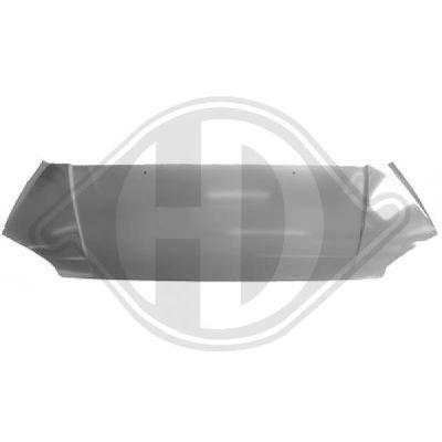 Capot-moteur - Diederichs Germany - 6805000