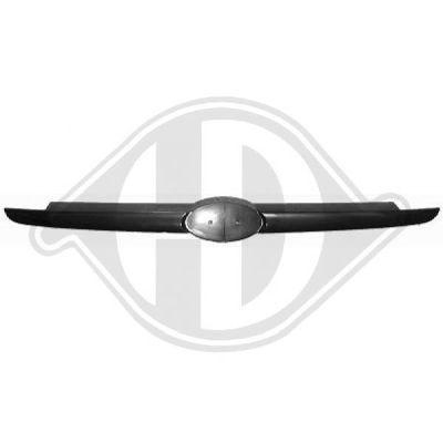 Enjoliveur, grille de radiateur - Diederichs Germany - 6805040