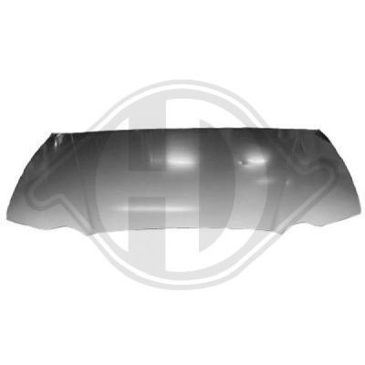 Capot-moteur - Diederichs Germany - 6820100