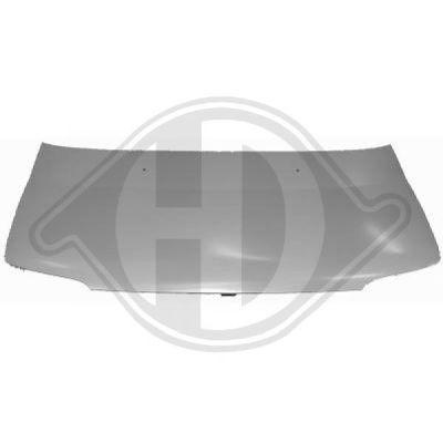 Capot-moteur - Diederichs Germany - 6825800