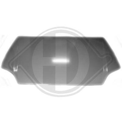 Capot-moteur - Diederichs Germany - 6832100