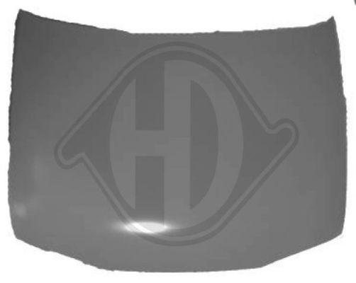 Capot-moteur - Diederichs Germany - 6839000