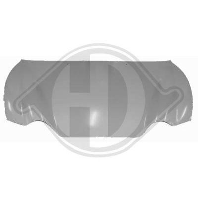 Capot-moteur - Diederichs Germany - 6845100