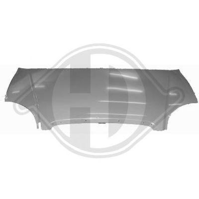 Capot-moteur - Diederichs Germany - 6850200