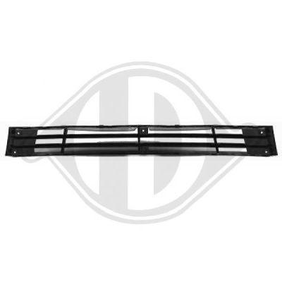 Grille de ventilation, pare-chocs - HDK-Germany - 77HDK6851045