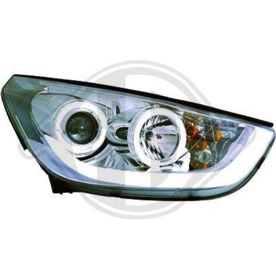 Bloc-optique, projecteurs principaux - HDK-Germany - 77HDK6861285