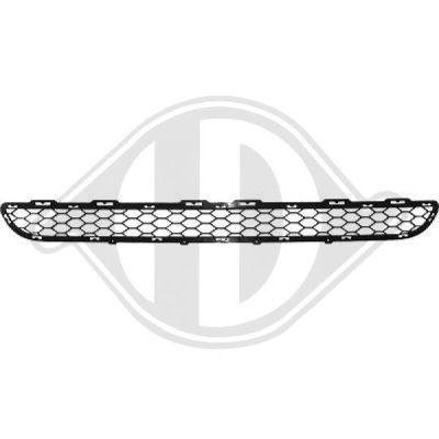 Grille de ventilation, pare-chocs - HDK-Germany - 77HDK6871045
