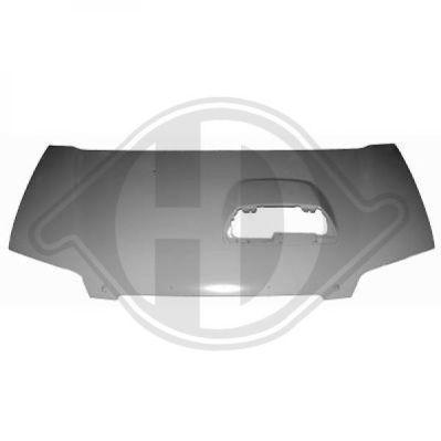 Capot-moteur - Diederichs Germany - 6882800