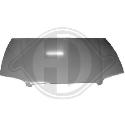 Capot-moteur - Diederichs Germany - 6885800