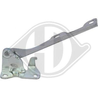 Charnière, capot-moteur - Diederichs Germany - 6925018