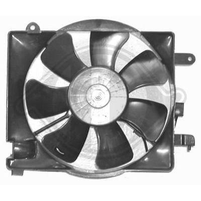 Ventilateur, refroidissement du moteur - HDK-Germany - 77HDK6930101
