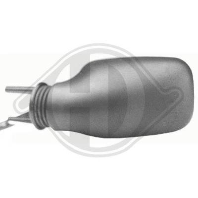 Rétroviseur extérieur - HDK-Germany - 77HDK7020025
